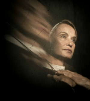 Jessica Lange as Sister Jude in American Horror Story. Image: Frank Ockenfels © FX