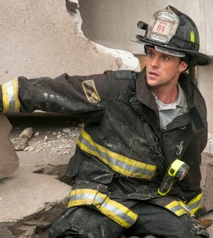 Jesse Spencer as Matthew Casey -- (Matt Dinerstein/NBC)