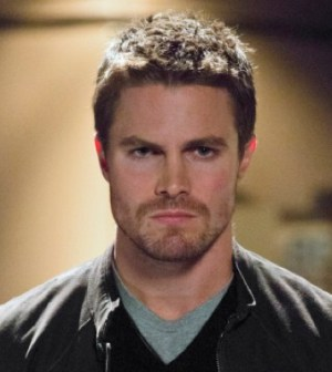Stephen Amell as Arrow. Image © The CW Network