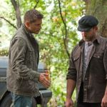 Jensen Ackles and Ty Olsson in Supernatural. Image © The CW Network.