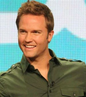 Scott Porter. Image © Frederick M. Brown/Getty Images