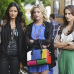 SHAY MITCHELL, ASHLEY BENSON, TROIAN BELLISARIO