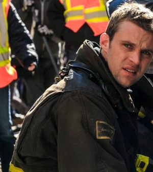 Jesse Spencer as Matthew Casey — (Photo by: Elizabeth Morris/NBC)