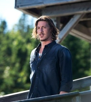 Eric Balfour as Duke Crocker — (Photo by: Michael Tompkins/Syfy)