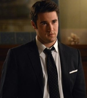 Josh Bowman as Daniel Grayson. Image © ABC