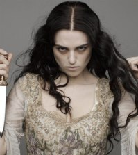 Katie McGrath. Photo by Nick Briggs – © Shine / BBC