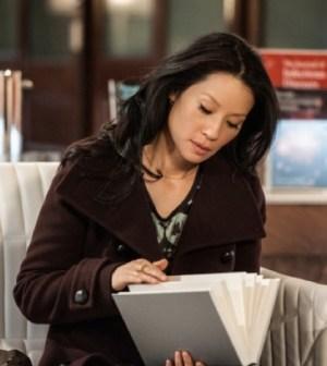 Lucy Liu as Joan Watson. Image