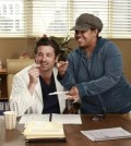 (ABC/Ron Tom) PATRICK DEMPSEY, CHANDRA WILSON (DIRECTOR)