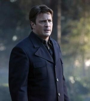 Nathan Fillion as Richard Castle. Image © ABC