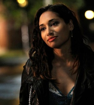 Meaghan Rath as Sally Malik -- (Photo by: Philippe Bosse/Syfy)