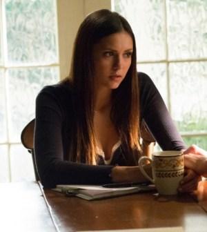 Nina Dobrev as Elena. Image © CW Network