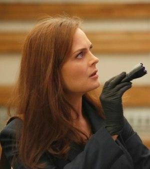 Emily Deschanel as Bones. Image © FOX