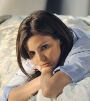 Alexandra Chando in The Lying Game. Image © ABC Family