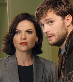 (ABC/DAVID GRAY) LANA PARRILLA, JAMIE DORNAN