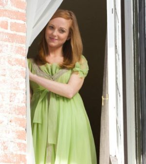 Jayma Mays as Emma. ©2013 Fox Broadcasting Co. CR: Adam Rose/FO