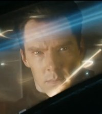 Benedict Cumberbatch in Star Trek Into Darkness (Image © Paramount)