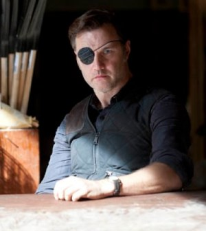 David Morrissey as The Governor. Image © AMC