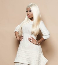 AMERICAN IDOL: Nicki Minaj. CR: Michael Becker / FOX