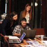 KATIE LOWES, GUILLERMO DIAZ, DARBY STANCHFIELD