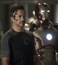 Robert Downey Jr as Iron Man. Image © Marvel Studios