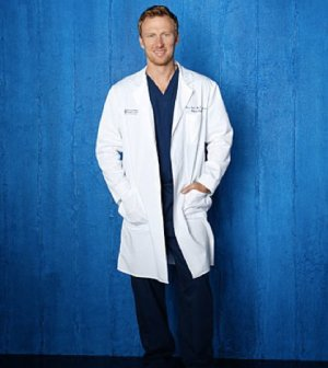 Kevin McKidd as Dr. Owen Hunt in ABC's Grey's Anatomy