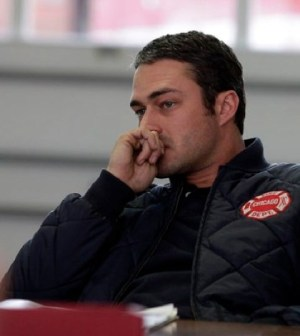 Taylor Kinney as Severide. Image © NBC