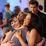 YUNJIN KIM, JES MACALLAN, ROCHELLE AYTES, MATTHEW DEL NEGRO (BACKGROUND)