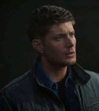 Jensen Ackles as Dean Winchester. Image © CW Network