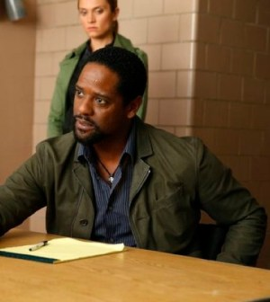 Blair Underwood as Ironside. Image © NBC