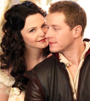 Ginnifer Goodwin and Josh Dallas in ABC's Once Upon a Time. Image © ABC