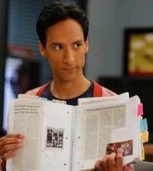 Danny Pudi as Abed Nadir in Community (Image © NBC)