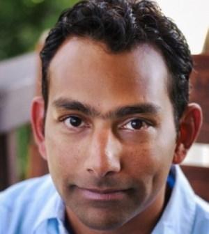 New Revenge Showrunner Sunil Nayar.