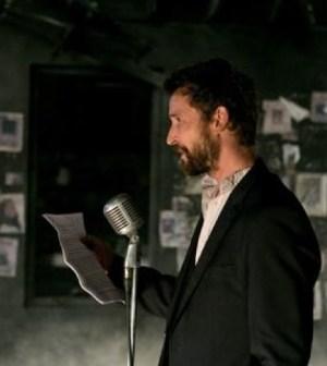 Noah Wyle as Tom Mason in TNT's Falling Skies. Image © James Dittiger/TNT