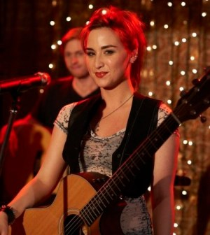 Pictured: Allison Scagliotti as Claudia Donovan -- Photo by: (Ken Woroner/Syfy)