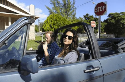 Vanessa Ferlito as Charlie DeMarco. Image © USA