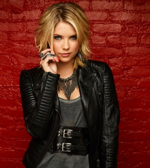 Ashley Benson (Photo by Andrew Eccles/ABC Family via Getty Images)