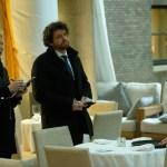 KRISTIN LEHMAN, LOUIS FERREIRA, CATHERINE MICHAUD