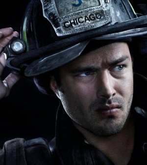 Pictured: Taylor Kinney as Kelly Severide -- (Photo by: Nino Munoz/NBC)