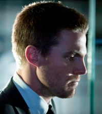 Pictured: Stephen Amell as Oliver Queen -- Photo: Cate Cameron/The CW