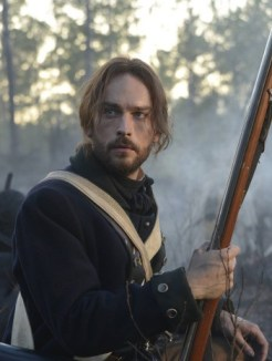 Pictured: Tom Mison as Ichabod Crane -- Photo by: Brownie Harris/FOX
