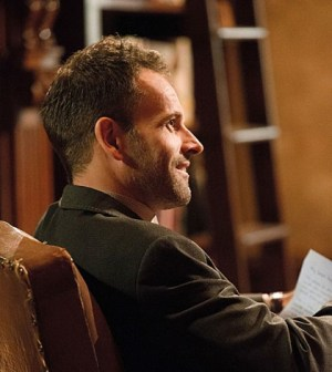 Jonny Lee Miller as Holmes. Photo: Mark Schaffer /CBS