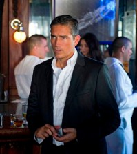 Photo: John P. Filo/CBS  Jim Caviezel as John Reese. ©2013 CBS Broadcasting Inc. All Rights Reserved.