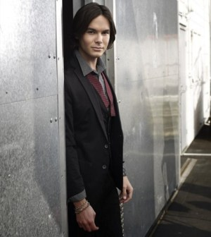 "Tyler Blackburn stars as Caleb Rivers on ABC Family's ""Pretty Little Liars."" (ABC FAMILY/MATHIEU YOUNG)"