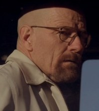 Bryan Cranston as Walter White (Image © AMC)