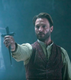 Pictured: Thomas Kretschmann as Abraham van Helsing -- (Photo by: Jonathon Hession/NBC)