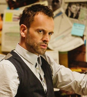 Jonny Lee Miller as Sherlock Holmes. Photo: Patrick Harbron /CBS