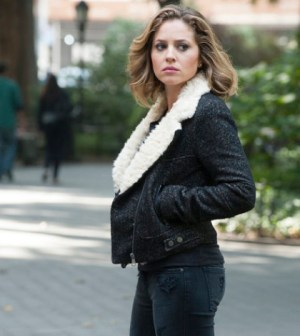 Pictured: Margarita Levieva as Gina Zanetakos -- (Photo by: Barbara Nitke/NBC)