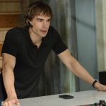 Christopher Gorham as Auggie. (Photo by: Ben Mark Holzberg/USA Network)