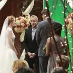 (ABC/Ron Tom) SARAH DREW, SEAN ABBOTT, JUSTIN BRUENING