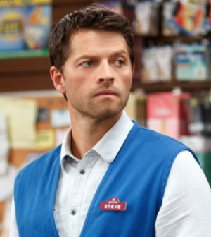 Pictured: Misha Collins as Castiel -- Credit: Michael Courtney/The CW